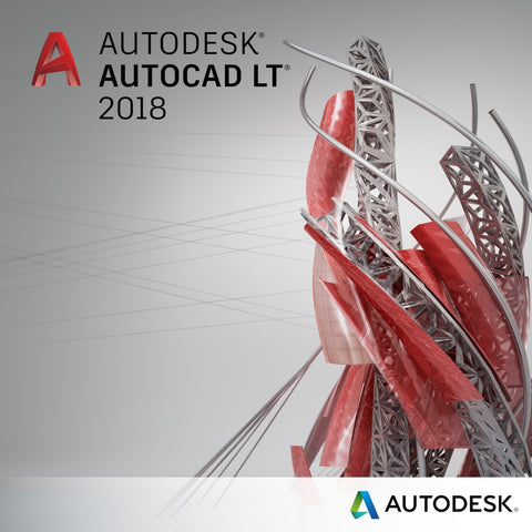 AUTOCAD 2018 NEW SINGLE ELD 2YEAR SUBSCRIPTION PROMO