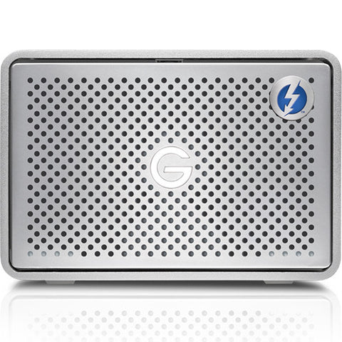 G-RAID Thunderbolt 3 16TB Hardware RAID 2-Bay Storage Solution, Removable Enterprise Class 7200RPM Hard Drives