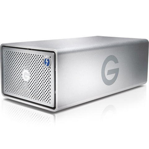 G-RAID Thunderbolt 3 20TB Hardware RAID 2-Bay Storage Solution, Removable Enterprise Class 7200RPM Hard Drives