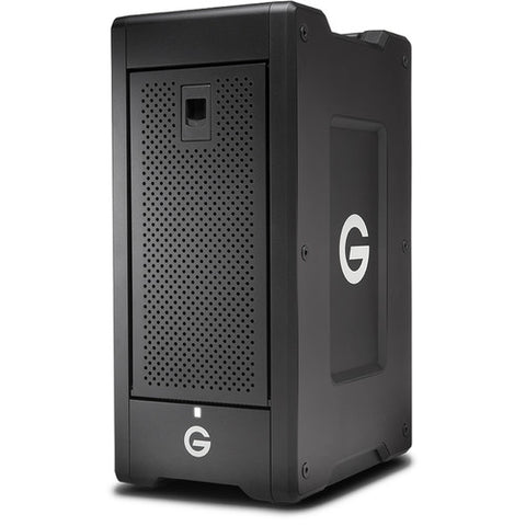 G-SPEED Shuttle XL Thunderbolt 3 60TB Transportable