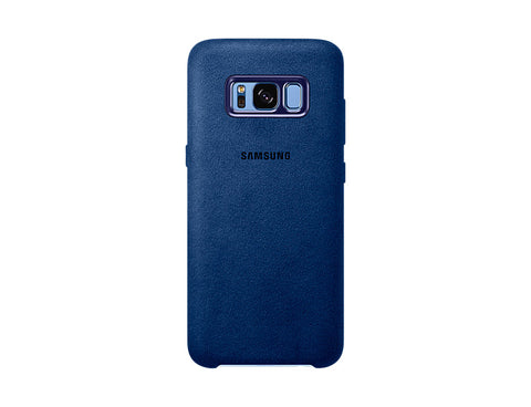 Galaxy S8 Alcantara Back Cover
