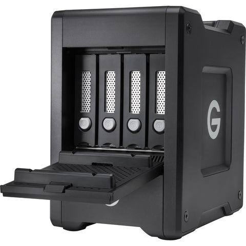 G-SPEED Shuttle Thunderbolt 3 24TB, Transportable