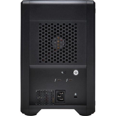 G-SPEED Shuttle Thunderbolt 3 32TB Black Transportable