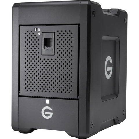 G-SPEED Shuttle Thunderbolt 3 24TB Black Transportable