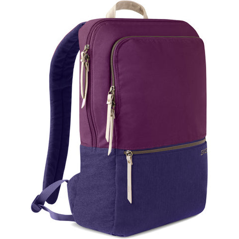 "STM GRACE BACKPACK 15""  - DARK PURPLE"
