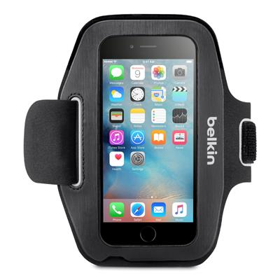 BELKIN SPORT-FIT ARMBAND FOR IPHONE 7, 2YR WTY