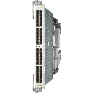 Cisco 40-Port GE Line Card, Service Edge Optimized (SFPs Required)