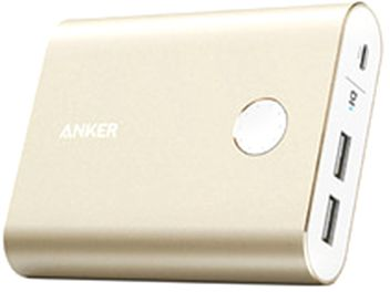 ANKER POWERCORE SPEED 10,000MAH PORTABLE USB POWERBANK BLACK