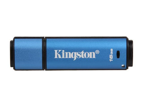 KINGSTON 16GB 256BIT AES ENCRYPTED USB3.0