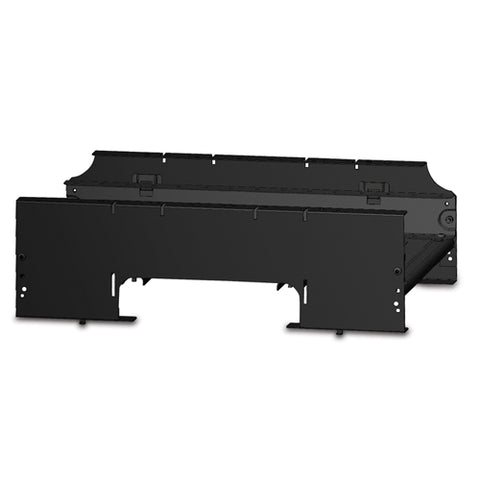 APC (AR8560) CABLE TROUGH, OPEN BOTTOM, 600MM