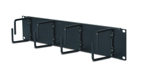 APC (AR8426A) 2U HORIZONTAL CABLE ORGANIZER BLACK