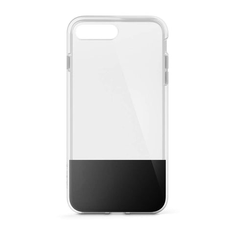 BELKIN SHEER FORCE PROCTECTIVE CASE FOR IPHONE 8/7 PLUS, BLACK, 2 YR WTY