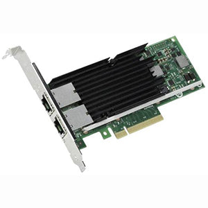 LENOVO THINKSERVER X540-T2 PCIE 10GB 2 PORT BASE-T ETHERNET ADAPTER BY INTEL