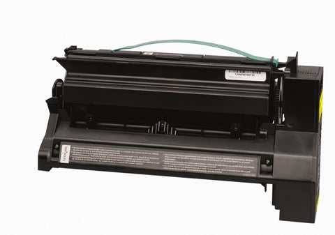 Lexmark 15G041Y YELLOW (PREBATE)TONER YIELD 6,000 PAGES