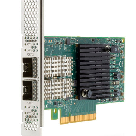 HPE Ethernet 10/25Gb 2-port 640SFP28 Adapter