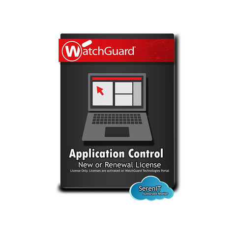 WATCHGUARD XTMV DATACENTER 1-YEAR APPLICATION CONTROL