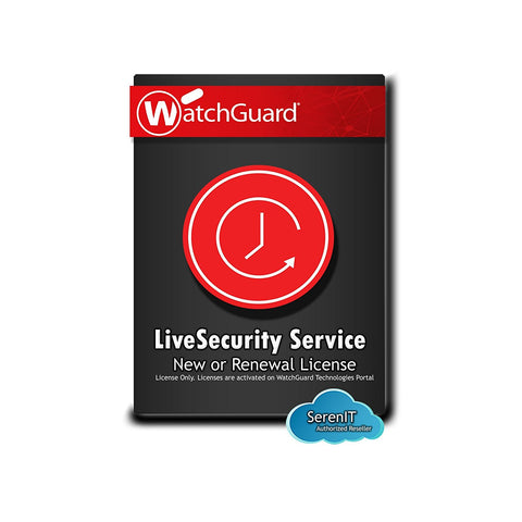 WATCHGUARD XTM 820 2-YEAR UPGRADE TO STANDARD SUPPORT GOLD