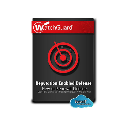 WATCHGUARD XTM 820 1-YEAR REPUTATION ENABLED DEFENSE