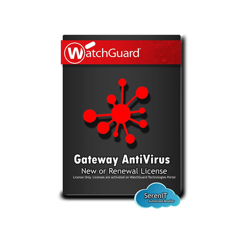 WATCHGUARD XTM 830-F 1-YEAR GATEWAY ANTIVIRUS