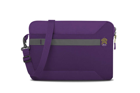 "STM BLAZER SLEEVE FITS UP TO 13"" NOTEBOOK - ROYAL PURPLE"