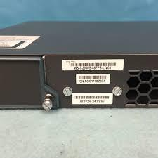 CISCO (WS-C2960S-48FPS-L) CATALYST 2960S 48 GIGE POE 740W, 4 X SFP LAN BASE
