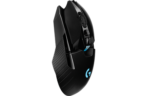 LOGITECH G903 LIGHTSPEED WIRELESS GAMING MOUSE - 2YR WTY - POWERLESS CHARGING (POWERPLAY)