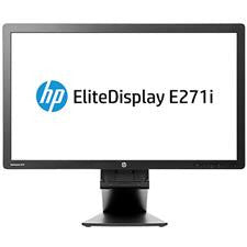 "HP Elite Display E271i 27""LED,16:9, 250N, 1920X1080, 1000:1,7MS, VGA, DVI-D, DP,TILT, 3YR"