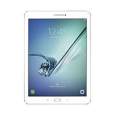 "SAMSUNG GALAXY TAB S2 9.7"", OC-3.2GHz, 64GB, WIFI, ANDR-6.1, WHITE, 2YR"