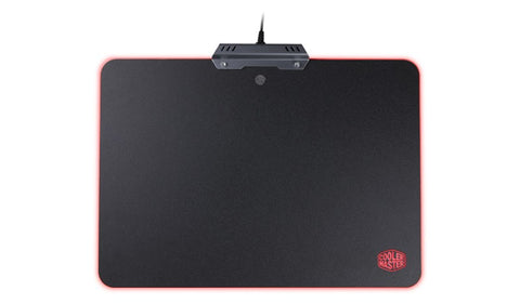 COOLERMASTER MASTERACCESSORY M7510 RGB SOFT GAMING MOUSEPAD, M SIZE 320x270x3MM MPA-MP750-M