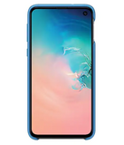 Galaxy S10E Silicone Cover - Blue