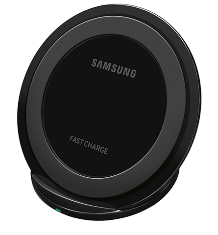 Wireless Charging Pad - AFC - Black - USB-C
