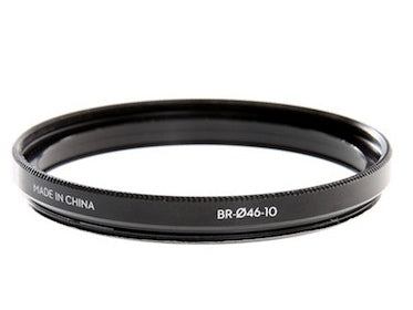 Zenmuse X5S Part 02 Balancing Ring for Panasonic 15mm F1.7 ASPH Lens