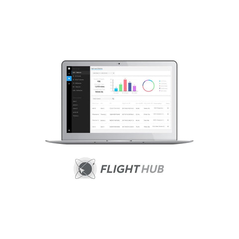 DJI FlightHub Advanced (Per Month)