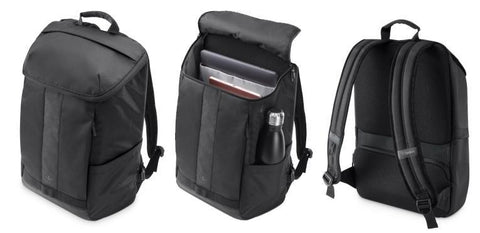 "BELKIN ACTIVE PRO MESSENGER BACK PACK, FITS UP TO 15.6"", BLACK,2YR WTY"