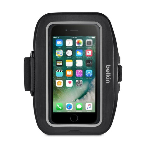 BELKIN SPORT-FIT PLUS ARMBAND FOR IPHONE 7,2 YR WTY