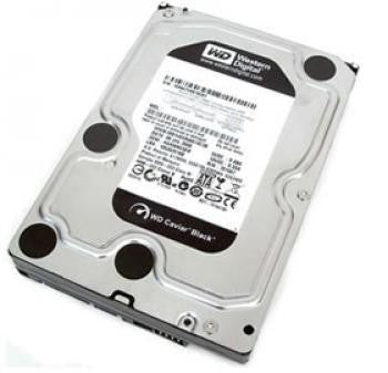 "WD BLACK INTERNAL 3.5"" DESKTOP SATA DRIVE, 500GB, 6GB/S, 7200RPM, 5YR"