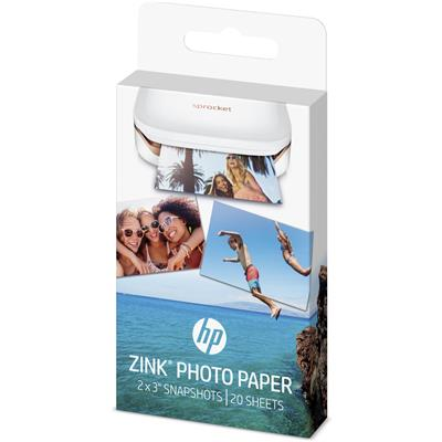 HP ZINK Sticky-Backed Photo Paper (20 Sheets)
