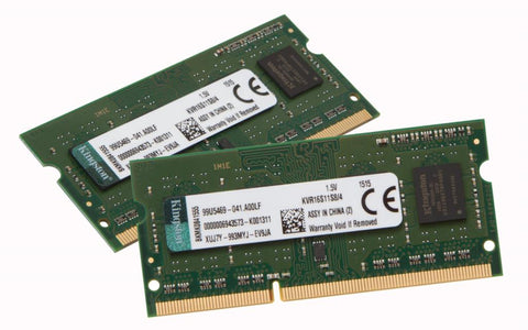 DEMO KINGSTON DDR3L 8GB 1600MHZ LOW VOLTAGE SODIMM