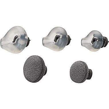 PLANTRONICS SPARE EARTIP KIT, FOAM (QTY 2) & GEL (QTY 3) - W730, W430, CS530, WO200, CS70N