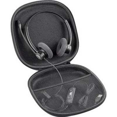 PLANTRONICS TRAVEL CASE - ENTERA HW111N-USB, HW121N-USB; BLACKWIRE C610, C620 (AND -M)