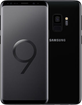 Samsung Galaxy S9 256GB Midnight Black