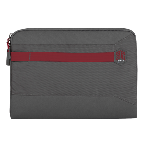 "STM BLAZER SLEEVE FITS UP TO 15"" NOTEBOOK 2018 - GRANITE GREY"