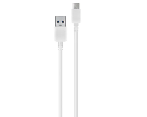 USB-C to USB-C Cable - White