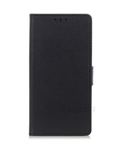 Galaxy Note 10 Leather Cover - Black
