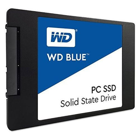 Western Digital SSD;480GB;Interface:Serial ATA 600;Read (sequentially): 545MB/s;Form-factor SATA III 6Gb