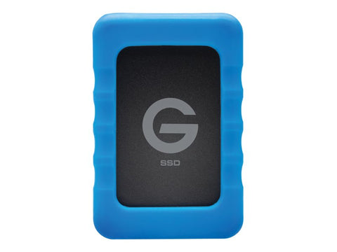 G-DRIVE ev RaW 500GB Solid-State Drive, USB 3.0, Lightweight and Rugged