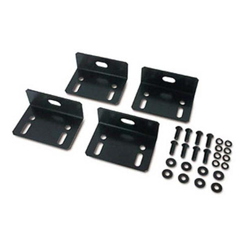APC (AR8112BLK) BOLT DOWN BRACKET KIT (VX NETSHELTERS ONLY)