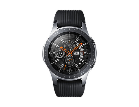 Galaxy Watch - BT 46mm Watch Face, 22mm Band - Silver