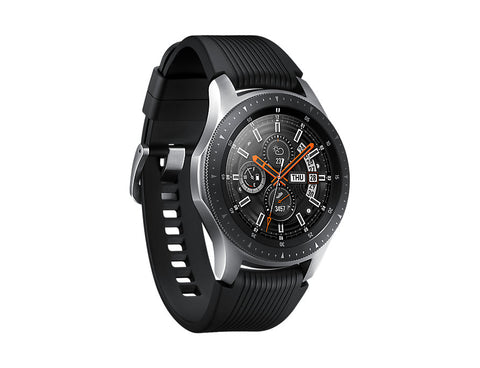 Galaxy Watch - LTE (Embedd SIM) - 46mm Watch Face - 22mm Band - Silver