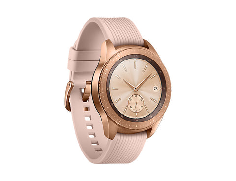 Galaxy Watch - BT 42mm Watch Face, 20mm Band - Rose Gold